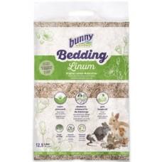 Оригинална натурална постеля от лен за зайци и гризачи Bunny bedding 12,5 л.