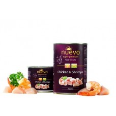 Nuevo Chicken and Shrimps - с пилешко месо и скариди 400 гр.