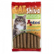 Antos Cat treats - котешки снакс с агне и пиле, 45 гр.