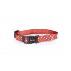 Camon Elegance - нашийник за кучета с обиколка на врата от 20 до 30 см. / червен, син /