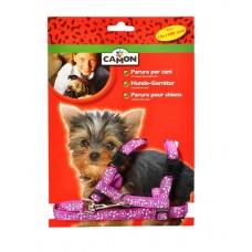 Camon Set for small dogs - нагръдник с повод за малки кучета / розов, лилав, черен /  10 / 1400 мм.
