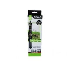 Aquael Comfort Zone Gold - нагревател с термостат 50 W, за аквариуми 15 - 50 литра .