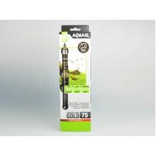 Aquael Comfort Zone Gold - нагревател с термостат 75 W, за аквариуми 35 - 75 литра
