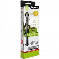 Aquael Comfort Zone Gold - нагревател с термостат 100 W, за аквариуми 60 - 100 литра