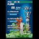 JBL ProFlora m501 професионална система за въглероден двуокис с бутилка 500 грама, за многократна употреба, за аквариуми до 600 литра
