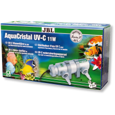 JBL AquaCristal UV-C 11 W - UV пречиствател на водатa