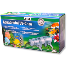 JBL AquaCristal UV-C 18 W - UV пречиствател на водата
