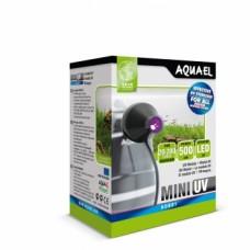 AquaEL MINI UV LED UV пречиствател на водата, подходящ за всички видове вътрешни филтри