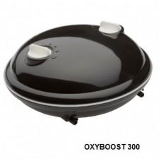 Aquael Oxyboost 300  2*150 - въздушна помпа с регулиране, два изхода,  2.5W, за аквариуми от 200 до 300 литра