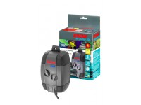 Eheim Air Pomp 200 - компресор за въздух в комплект с 2 метра шлаух и 2 броя разпръсквател на въздух
