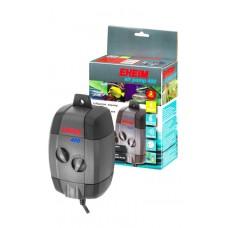 Eheim Air Pomp 400 - компресор за въздух в комплект с 2 метър шлаух и 2 брой разпръсквател на въздух