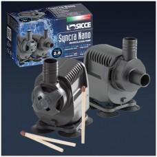Sicce Syncra Nano Wet&Dry - малка помпа с множество приложения 140-400 литра/час, 2.6W