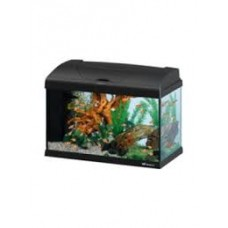 Ferplast Aquarium Capri 50 - аквариум с пълно оборудване 50 л. черен