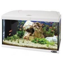 Ferplast Capri LED  60 - аквариум с пълно оборудване, 60 л. черен