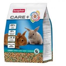 Beaphar Care Super Premium Junior - изключително добре усвояема и добре балансирана супер премиум храна за малки зайчета, която е разработена съвместно със ветеринарни лекари