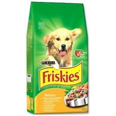 Friskies Balance - пълноценна храна за кучета над 12 месеца 10 кг.