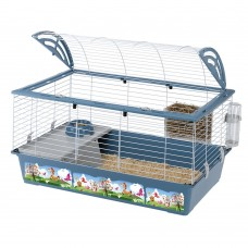 Ferplast Cage Casita 100 Decor - клетка за гризачи 96 x 57 x h 56 cm