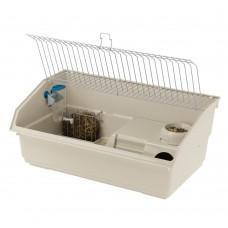 Ferplast Cage Cavie 80 Deluxe - клетка за гризачи 76 x 45 x h 33.5 cm