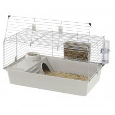 Ferplast Cage Cavie 80 - клетка за морски свинчета с пълно оборудване 77 x 48 x h 42 cm
