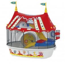 Ferplast Cage Circus Fun - клетка за хамстери 49.5 x 34 x 42.5 cm