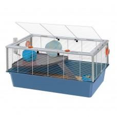 Ferplast Cage Criceti 15 - клетка с пълно оборудване за хамстери 78 x 48 x 39 cm