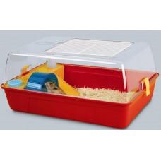 Savic Rody Hamster - клетка с пълно оборудване за хамстери 55 / 39 / 26 см.