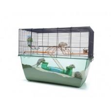 Savic Habitat XL - клетка за джербили, мишки и декоративни плъхове 70 / 37 / 51 см.