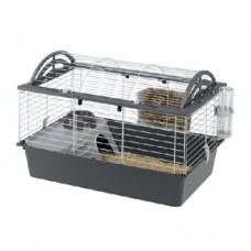Ferplast Cage Casita 80 - клетка за гризачи 78 x 48 x h 50 cm