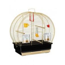 Ferplast Cage Luna 2 - кафез за малки птички с пълно оборудване 44.5 x 25 x 45.5 cm