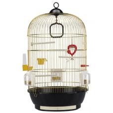 Ferplast Diva Black - клетка за малки птици 40/65 см.