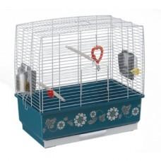 Ferplast Cage Rekord 3 Decor -клетка за птици 49 x 30 x 48.5 cm