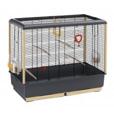 Ferplast Cage Piano 5 - клетка за малки птички с пълно оборудване 71.5 x 38 x 63 cm
