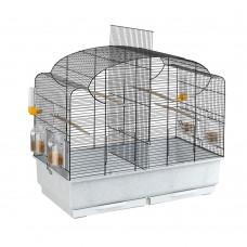 Ferplast Cage Canto Black - клетка за птици 71 x 38 x 60.5 cm