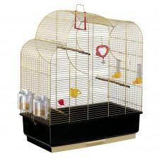 Ferplast Cage Nuvola Brass - клетка за птици 59 x 33 x 73.5 cm