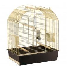 Ferplast Greta - клетка за малки и средни птици с пълно оборудване 69,5 x 44,5 x h 84 cm