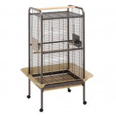 Ferplast Parrot professional cage Expert 70 - клетка за големи папагали  94.5 x 81 x 156 cm