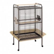 Ferplast Parrot professional cage Expert 80 - клетка за големи папагали 109.5 x 81 x 156 cm