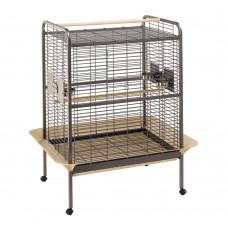 Ferplast Parrot professional cage Expert 100 - клетка за големи папагали 124.5 x 100 x 156 cm