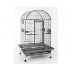 Savic Carumba bow - клетка с пълно оборудване за големи папагали 100/80/187 см.