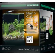 Dennerle Nano Cube Complete Aквариум + 20л