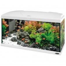 Ferplast Capri 80 - аквариум с пълно оборудване 100 л. черен