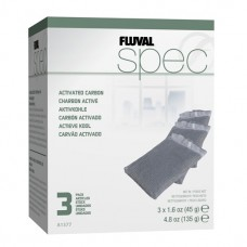Hagen Fluval SPEC Replacement Carbon, 3 Pack - активен въглен 135 грама