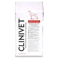 Clinivet Adult Senior - за кучета над 5 години , подходяща за всички породи . 15кг