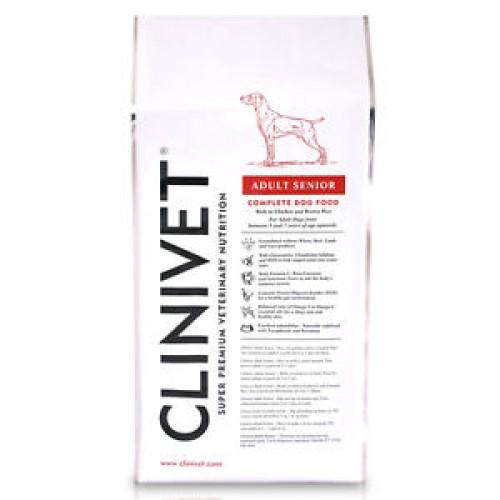 Clinivet Adult Senior - за кучета над 5 години , подходяща..