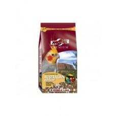 Versele Laga Premium Australian Parakeеt  - пълноценна храна за австралийски средни папагали  1 кг.