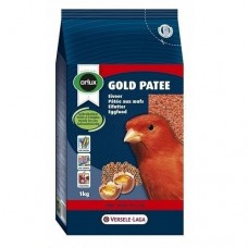 Versele Laga Orolux Gold Patee Red Canaries - мека яйчна храна за червени канари 1 кг