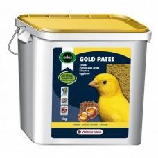 Versele Laga Orolux Gold Patee Yellow Canaries - мека яйчна храна за жълти канари 5 кг