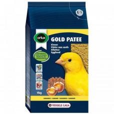 Versele Laga Orolux Gold Patee Yellow Canaries - мека яйчна храна за жълти канари 1 кг