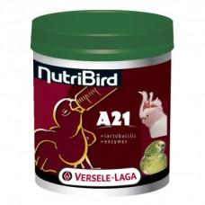 Versele Laga NUTRIBIRD A21 for baby birds - за ръчно хранене на средни и големи папaгали  800 гр.