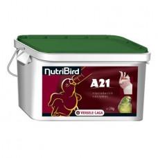 Versele Laga NUTRIBIRD A21 for baby birds - за ръчно хранене на средни и големи папaгали 3 кг